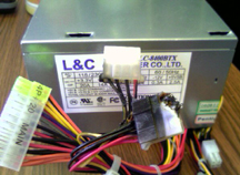 Fried Power Supply