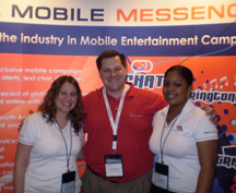 Mobile Messenger Booth
