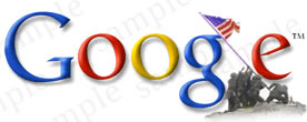 Google Memorial Day Logo