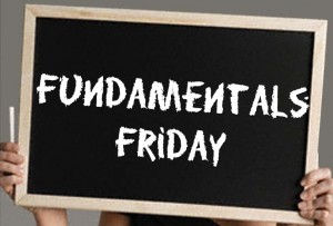 Fundamental Friday