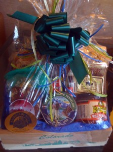 Breakaway Conference Gift Basket